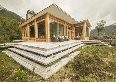 Club House - Lodge Deseado